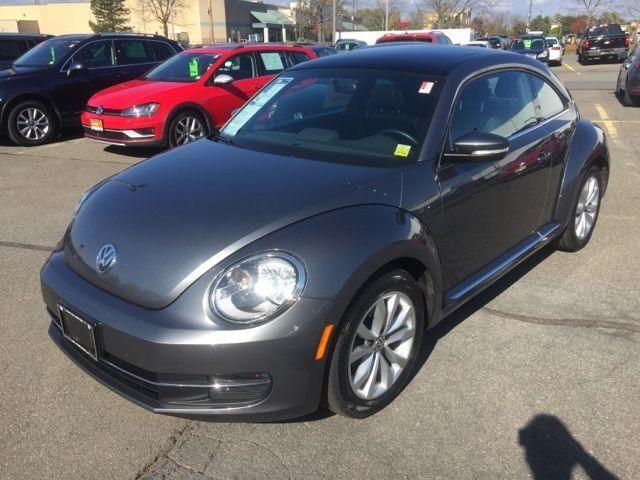 2013 Volkswagen Beetle 2.0 TDI