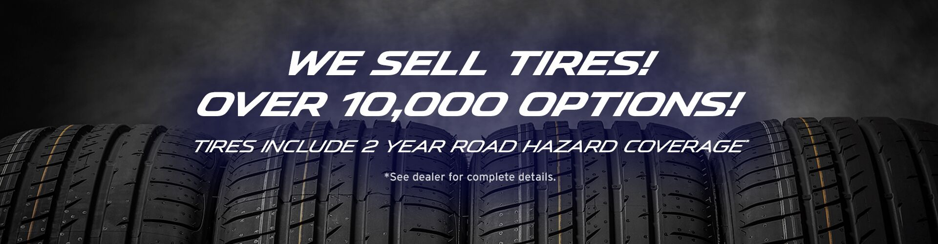 We Sell Tire!