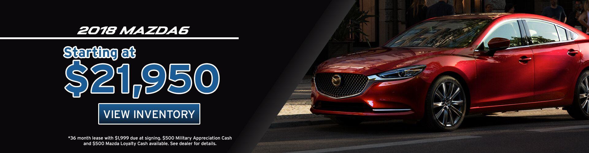 Mazda Dealership Spartanburg SC | Used Cars Vic Bailey Mazda