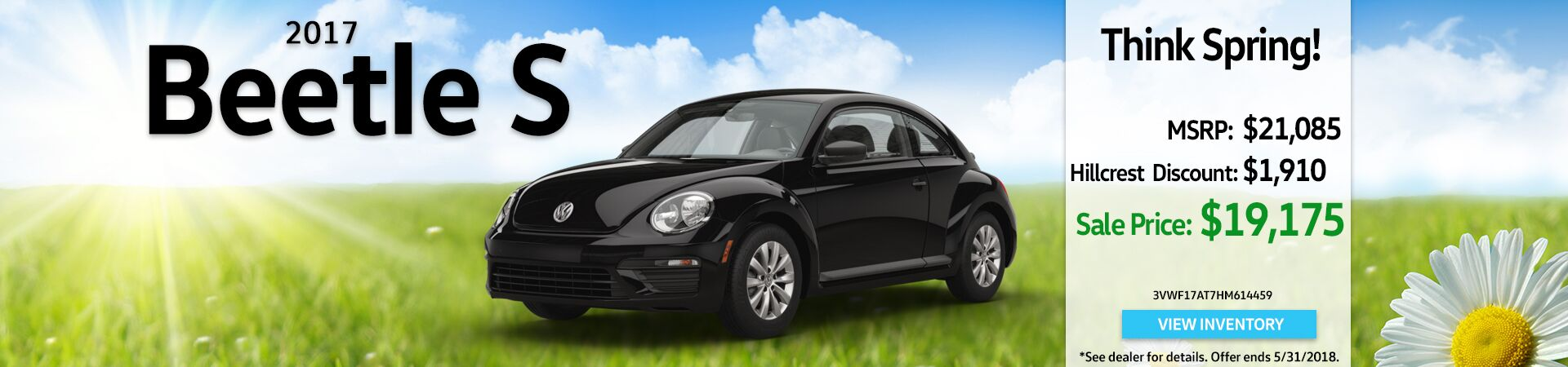 May Beetle Special