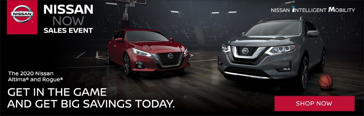 Nissan Now Sales
