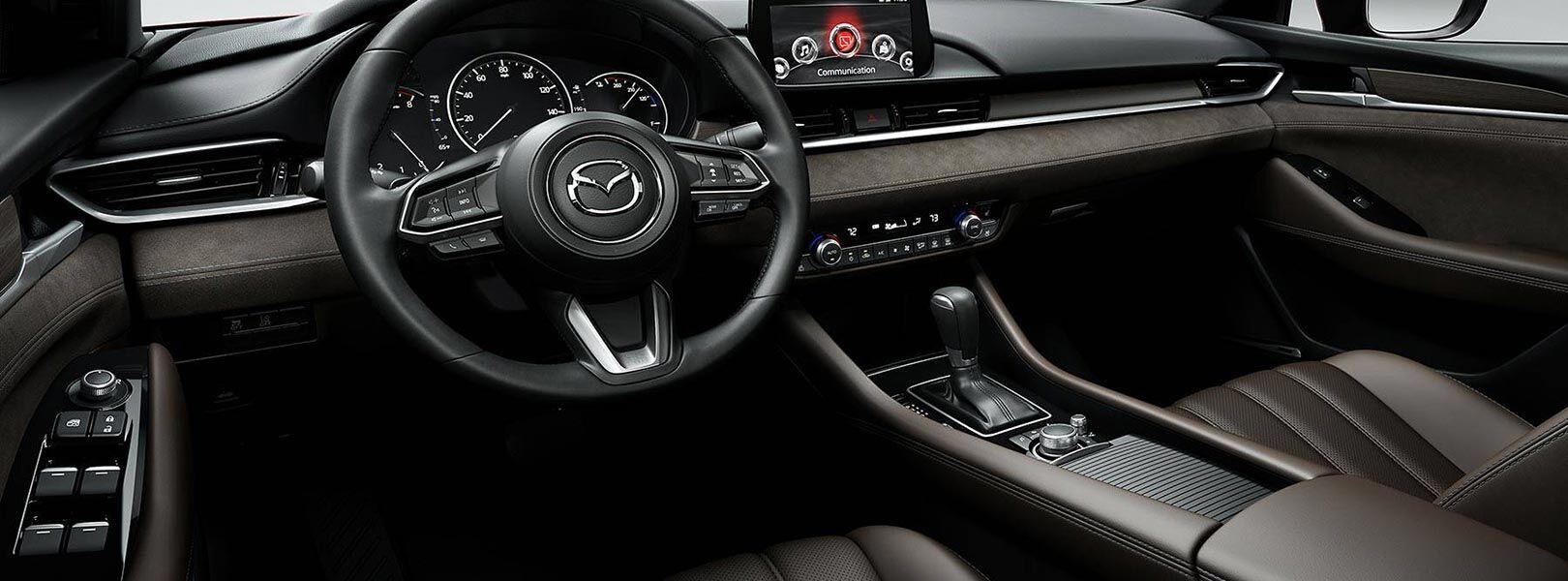 Cardinaleway Mazda Peoria >> 2018 Mazda 6 Turbocharged Sports Sedan – Mid Size Cars Peoria AZ