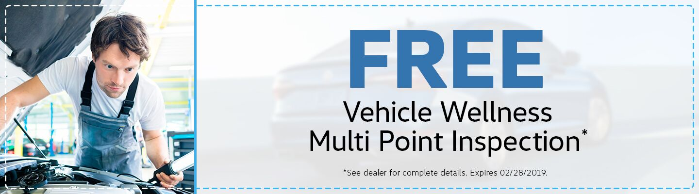Free Vehicle Wellness