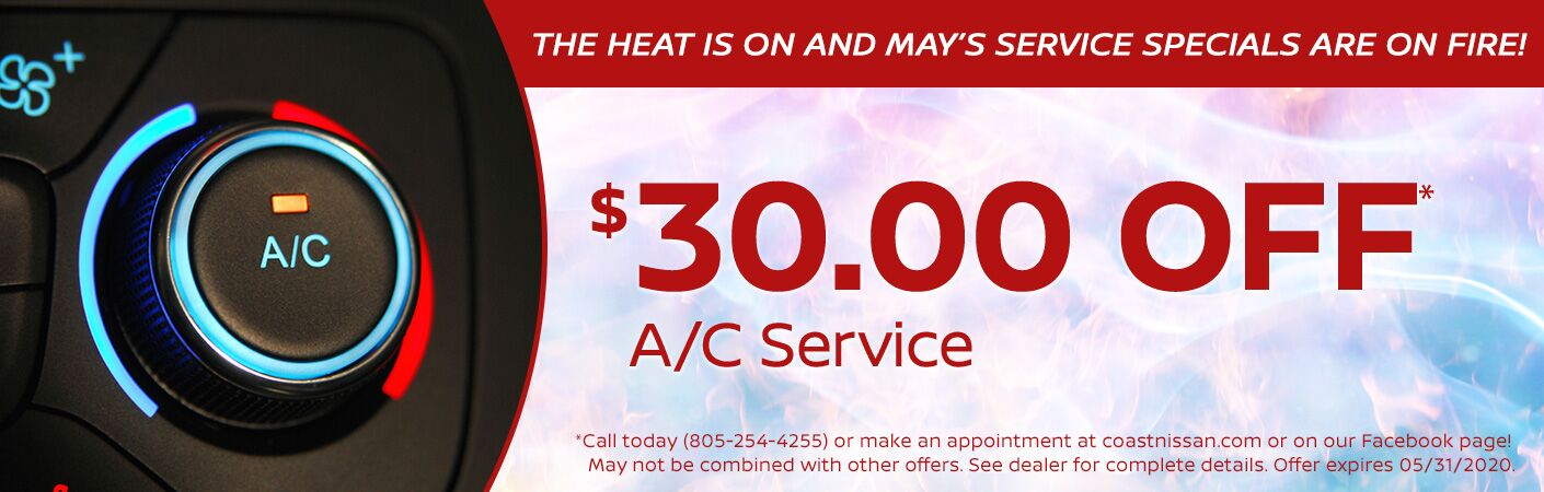 May Service Special