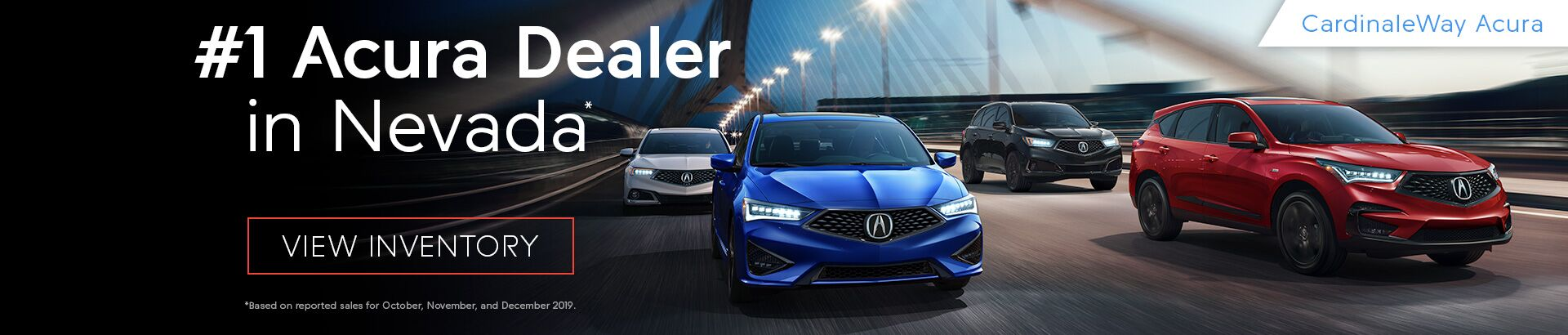 #1 Acura Dealer in Nevada