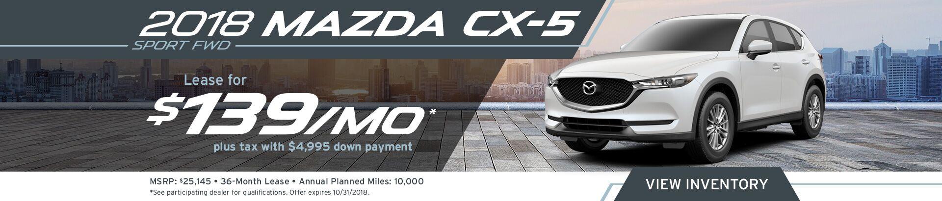 Superb Mazda CX 5