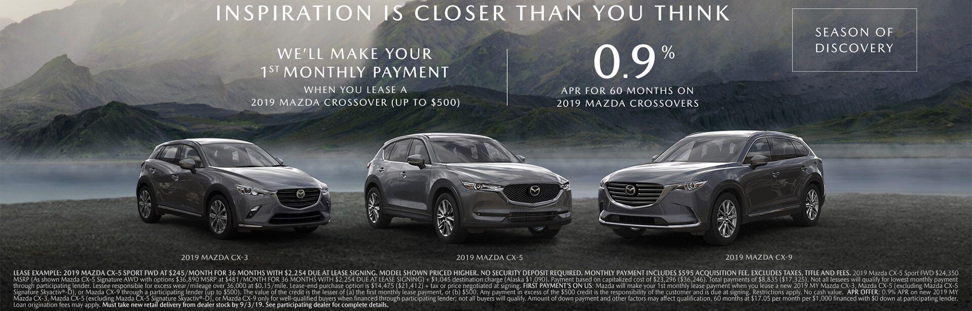 Mazda Dealership Salinas Ca Used Cars Cardinale Mazda