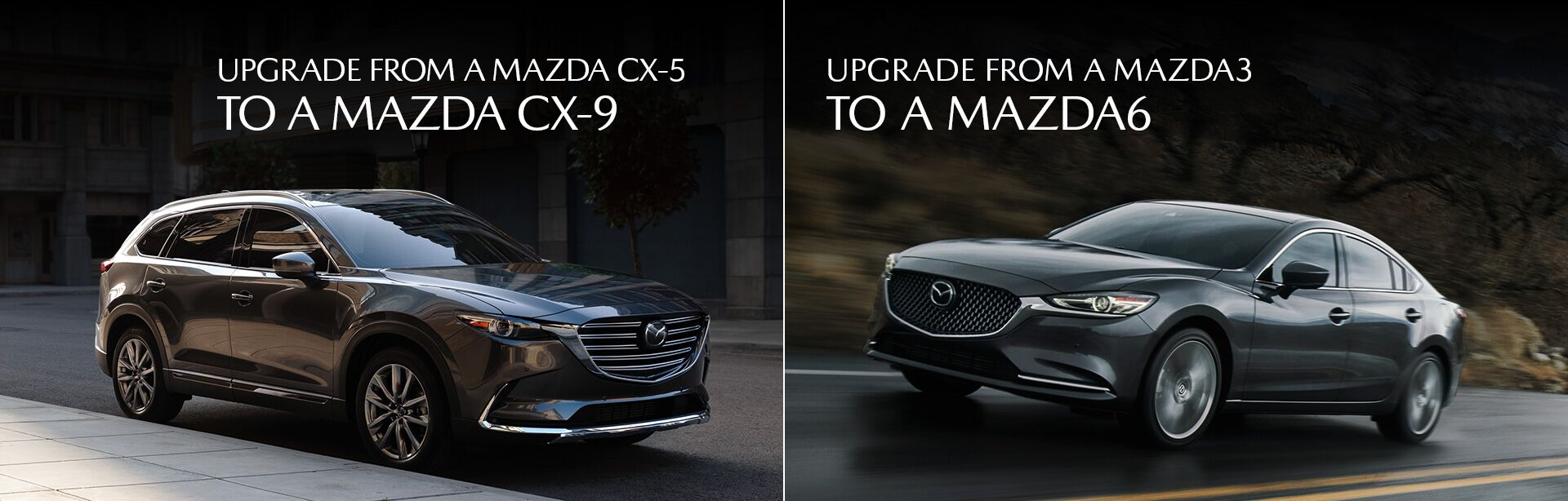 Upgrade Your Mazda