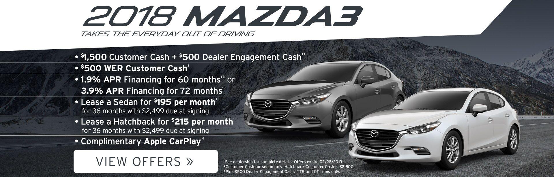 Mesa Arizona Mazda Dealership Cardinaleway Mazda Mesa