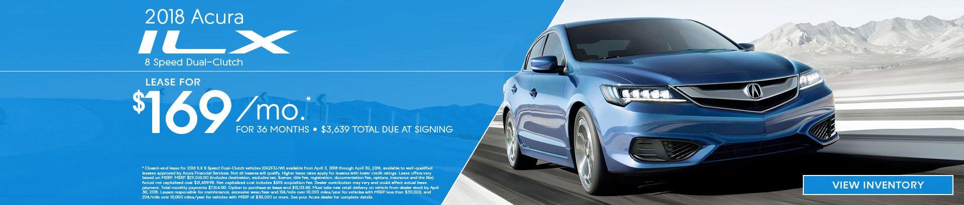 Las Vegas Acura Lease Special