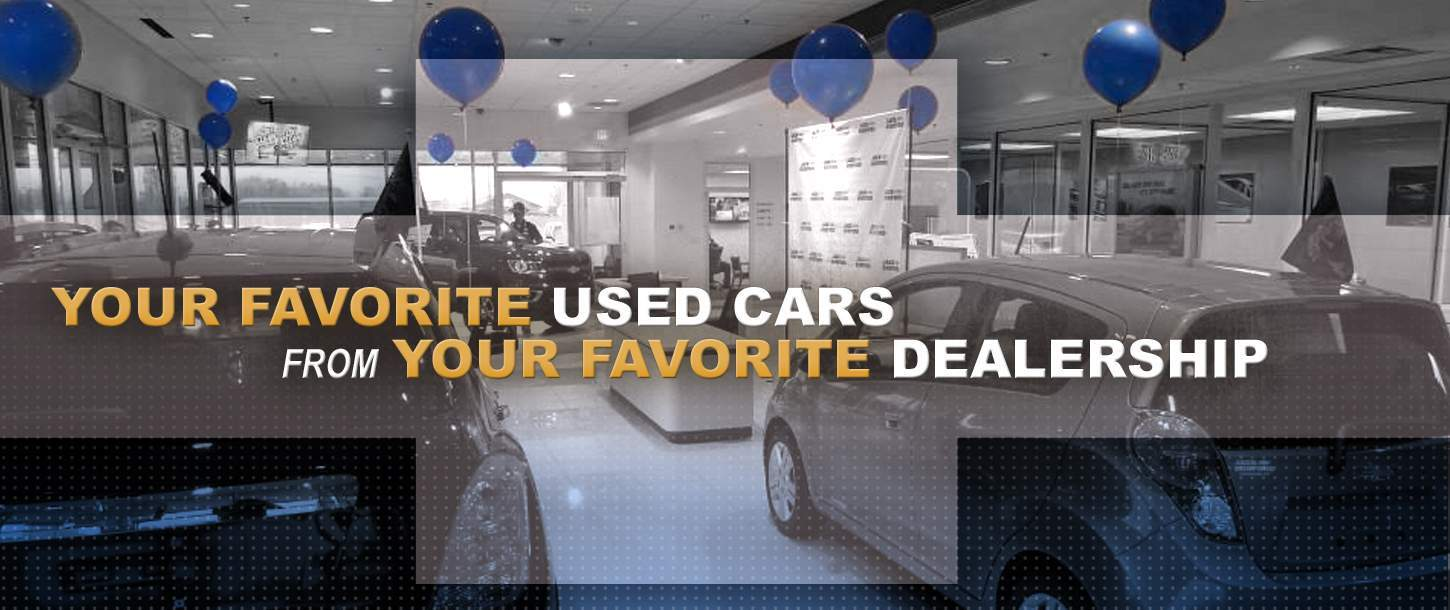 Used Cars at Jack Burford Chevrolet