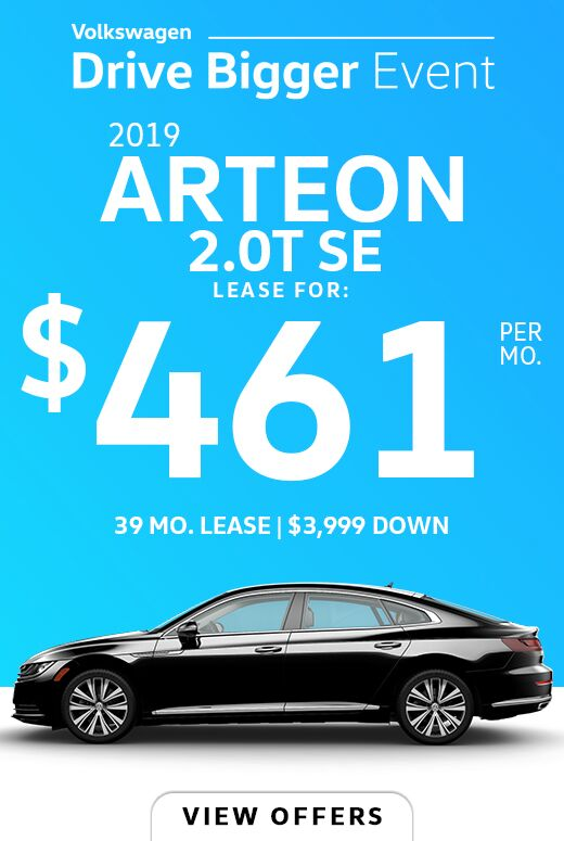 2019 Arteon 2.0T SE