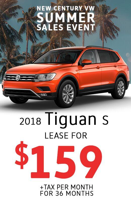 Volkswagen Tiguan S