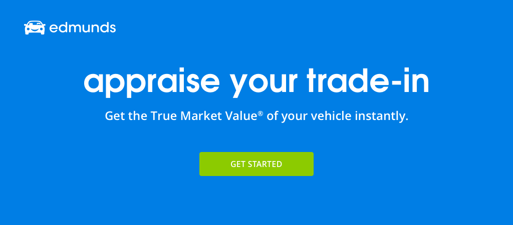 Edmunds MyAppraise Trade-In Tool