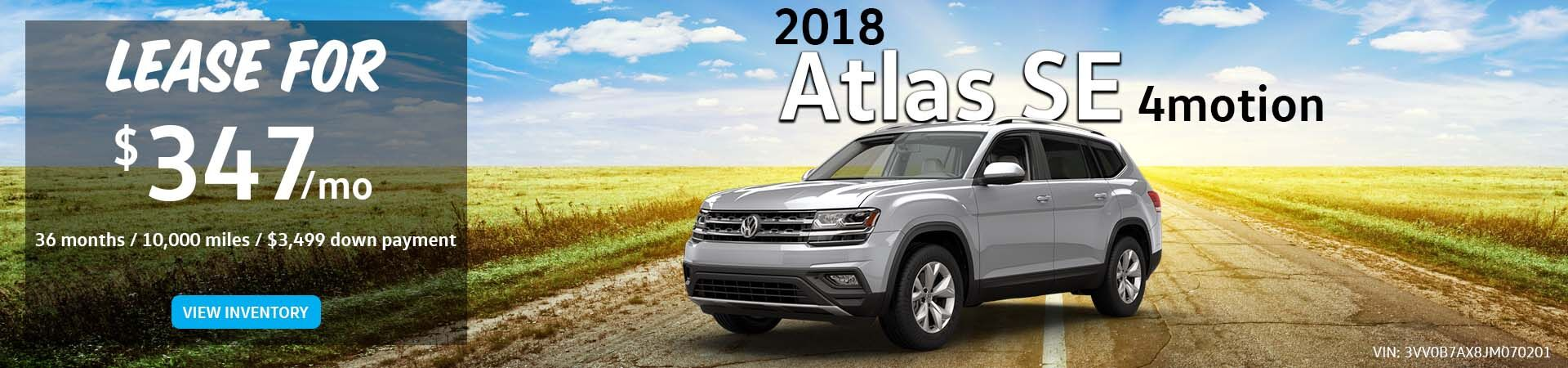 April Atlas SE Special