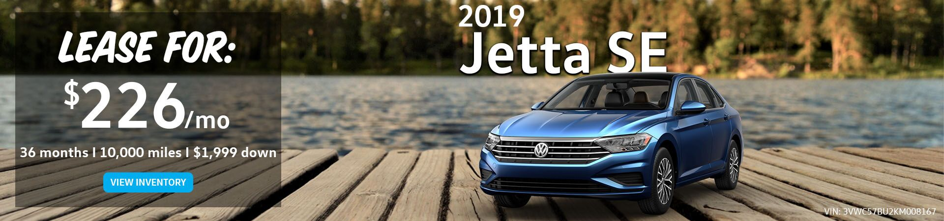 May Jetta S Special