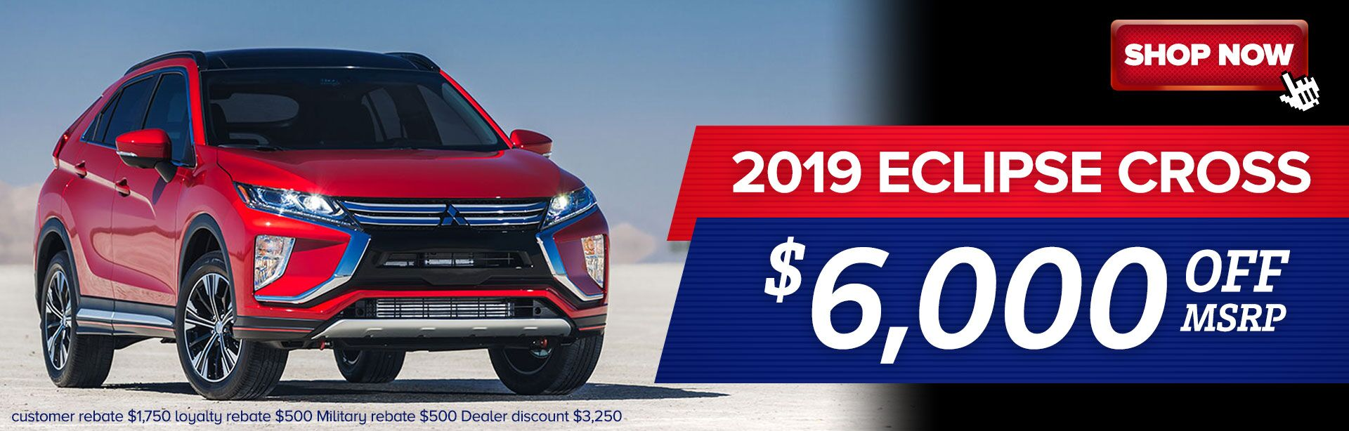 2019 Eclipse Cross