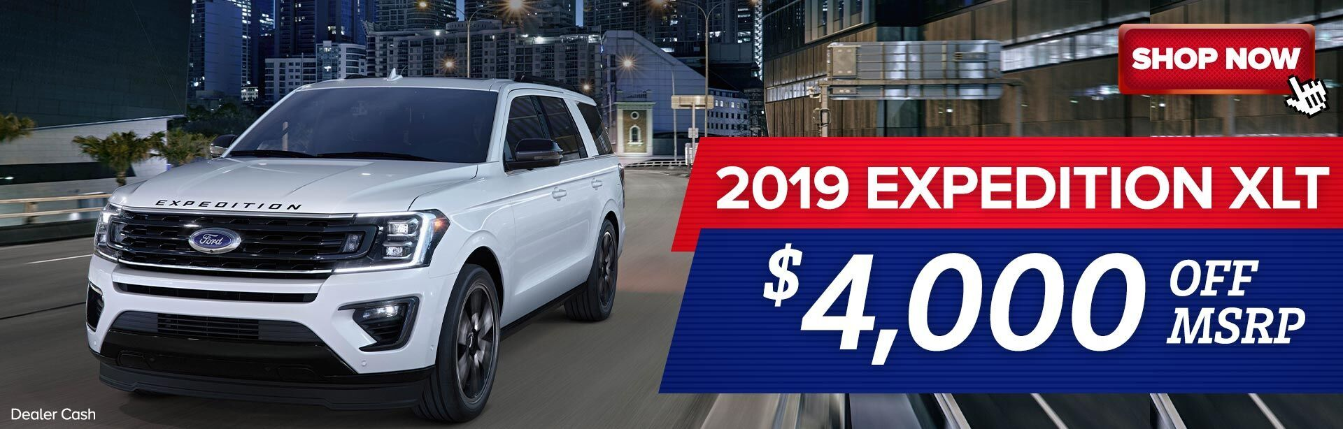 2019 Expedition XLT