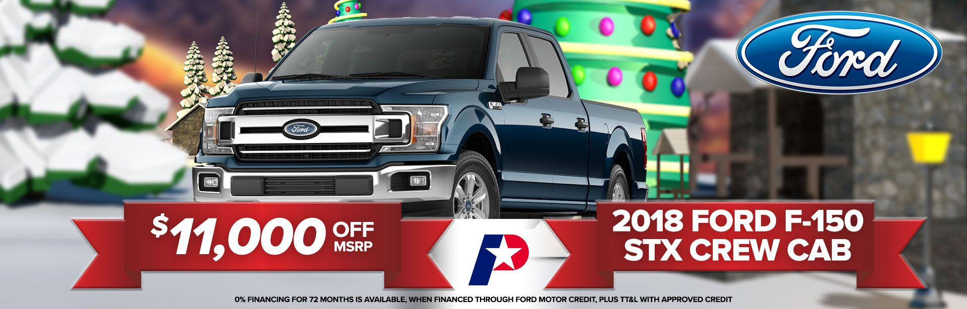 Holiday f-150