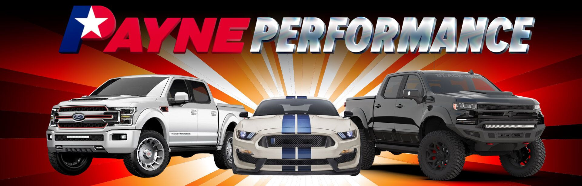 Payne Performance Vehicles