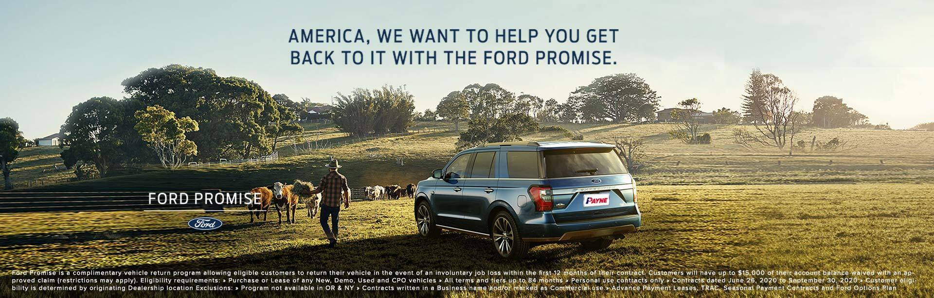 Ford Promise