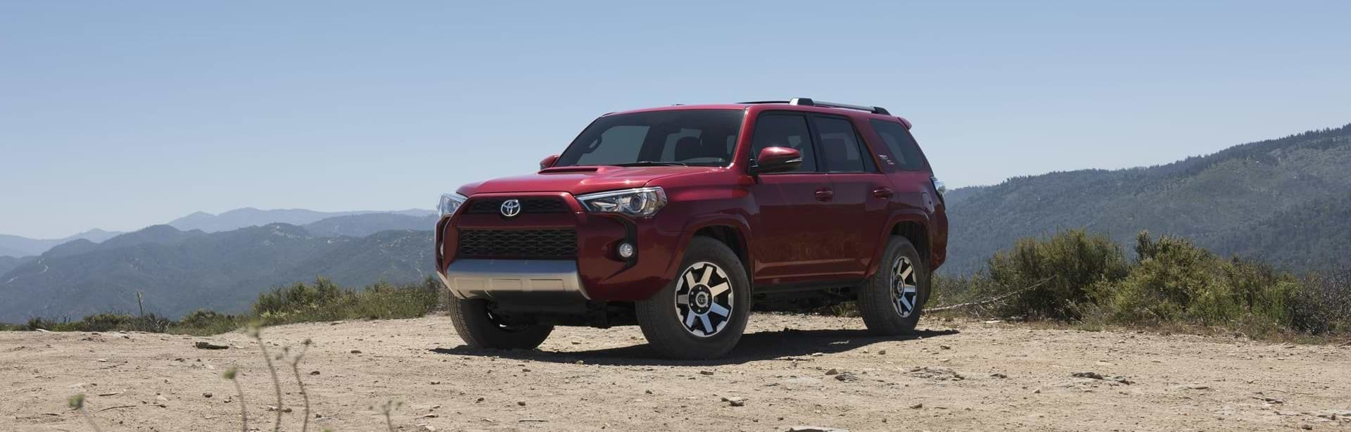 New Toyota Vehicles at Elmore Toyota