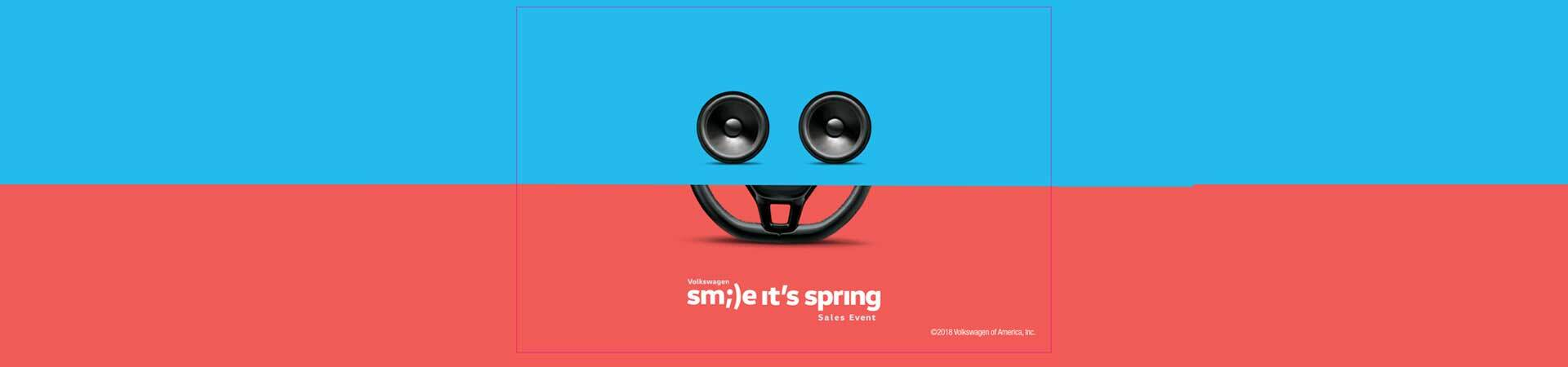 Smile its spring