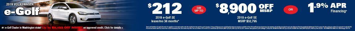 Oct e-Golf