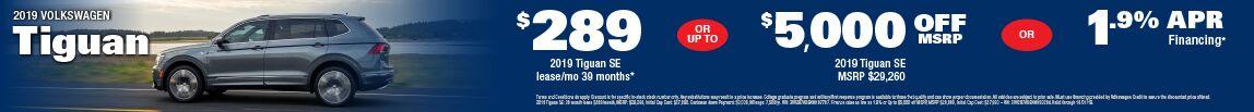 Oct Tiguan