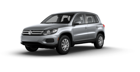2018 Tiguan Limited Edition