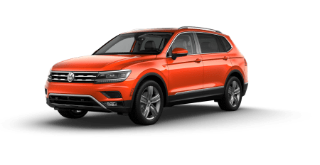2018 Tiguan SE W/MOONROOF/3rd Row Seat
