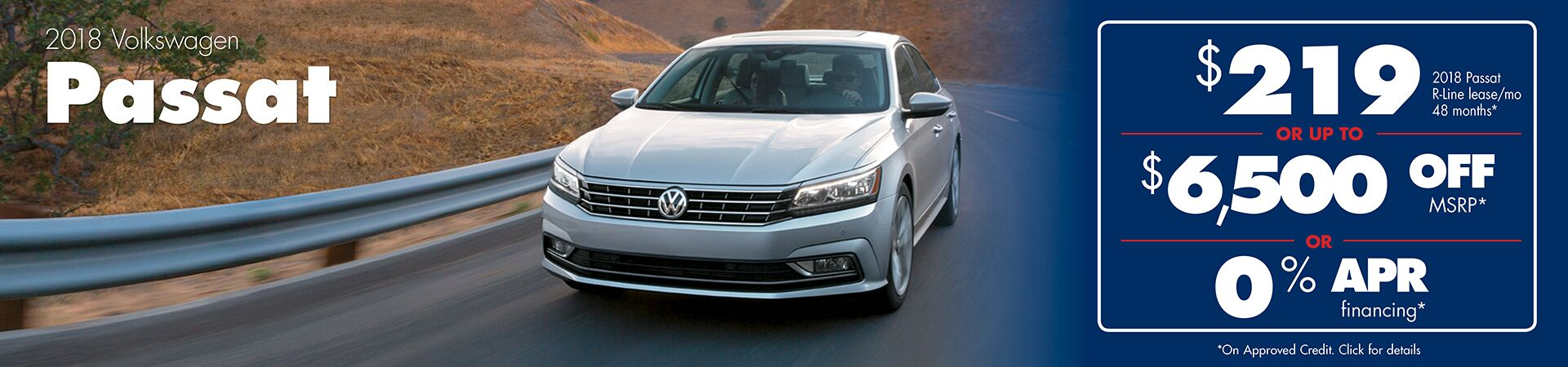 2018 Volkswagen Passat S Sales Special in Seattle, WA
