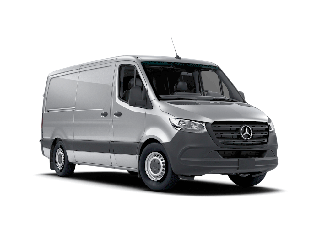 2019 Mercedes-Benz Sprinter 3500 High Roof 4MATIC® 4WD