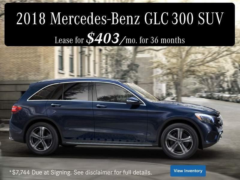 2018 Mercedes-Benz GLC
