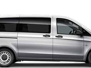 "2019 Mercedes-Benz Metris Passenger Van 126"" WB"