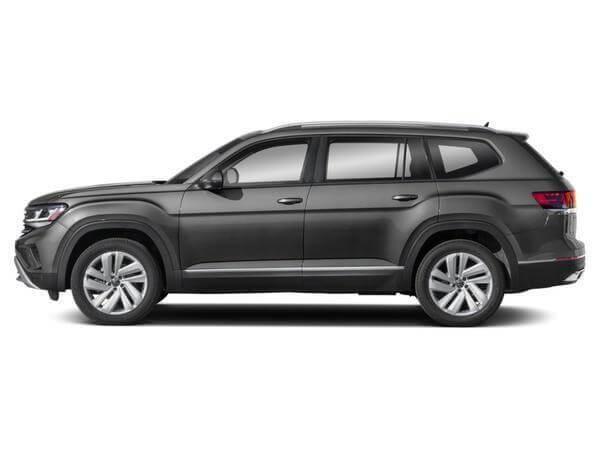 2021 Volkswagen Atlas V6 SE w/Technology 4MOTION®