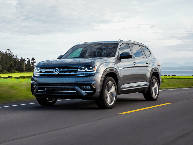2019 Volkswagen Atlas SE w/Technology