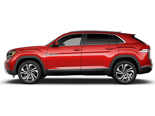 2021 Volkswagen Atlas Cross Sport V6 SE w/Technology 4MOTION®