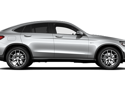 2020 Mercedes-Benz GLC 43 AMG® 4MATIC® Coupe