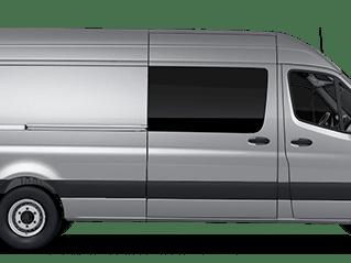 "2020 Mercedes-Benz Sprinter Crew Van 2500 170"" WB High Roof 4X4"
