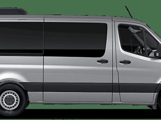 "2019 Mercedes-Benz Sprinter Passenger Van 2500 144"" WB 12-seater"