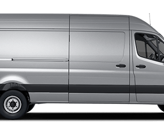 "2020 Mercedes-Benz Sprinter Cargo Van 2500 170"" WB High Roof"