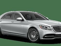2019 Mercedes-Benz S-Class S 560 Sedan