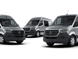 2019 Mercedes-Benz Sprinter Passenger 144 WB High Roof RWD