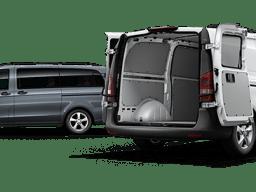2019 Mercedes-Benz Metris Passenger Wheelbase