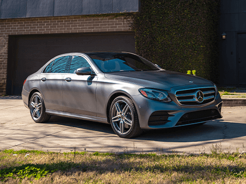 2020 Mercedes-Benz E-Class E 350 Sedan