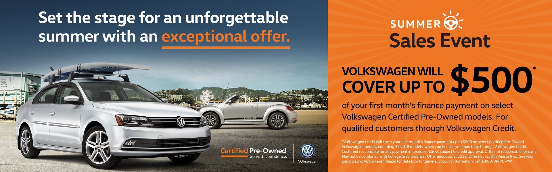 Certified Pre-Owned Used Volkswagen for sale in El Paso, Texas