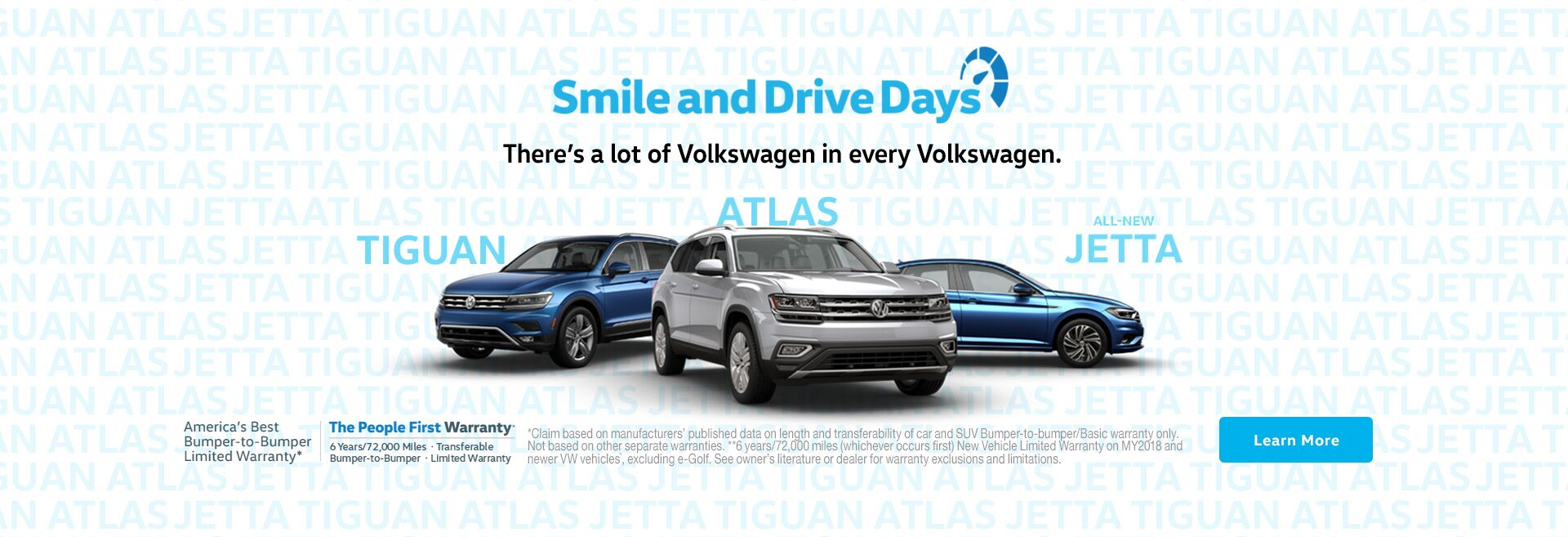 Volkswagen Smile and Drive Days in El Paso