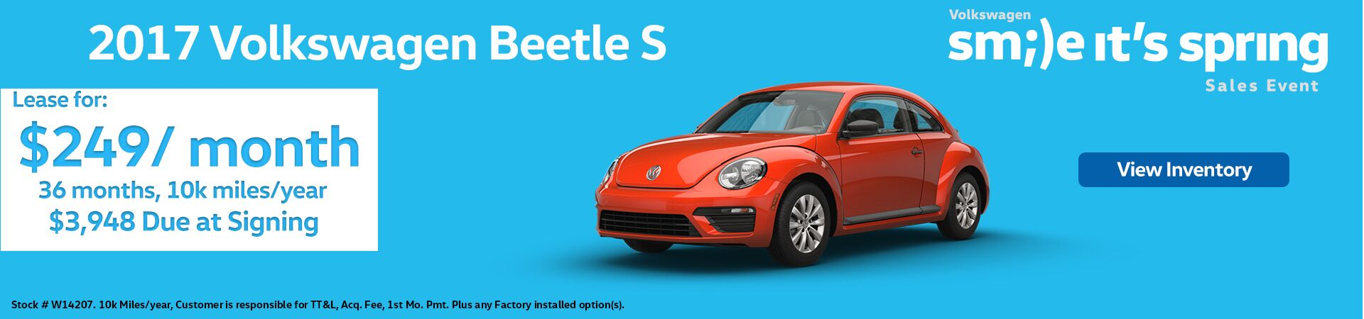 March Beetle Special