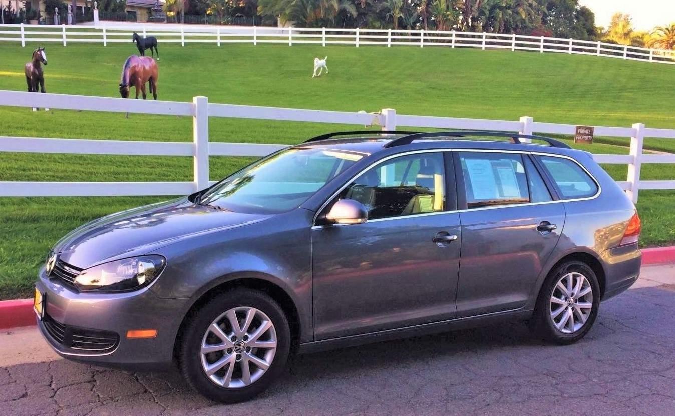 2014 Volkswagen Jetta SportWagen 2.5L SE